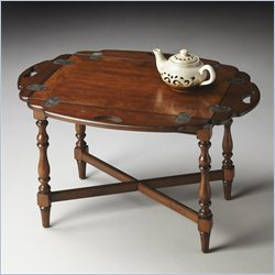 Butler Specialty Masterpiece Table in Castlewood