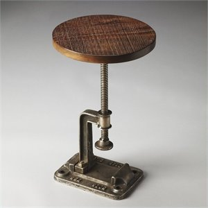 Butler Specialty Ellis Industrial Chic Accent Table