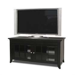 Tech-Craft Veneto 48 Inch LCD/Plasma TV Stand in Black Finish