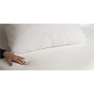 Southern Textiles Micro Plush Pillow Protector with Zipped Closure