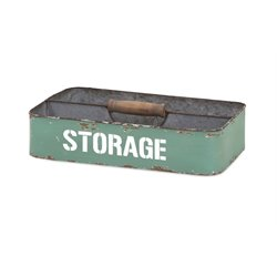IMAX Corporation Stanley Storage Caddy in Green