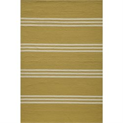 Momeni Veranda 2' X 3' Rug in Lemon