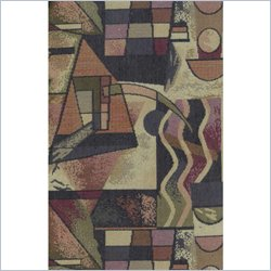 Blazing Needles Tapestry Full Size Futon Cover in Picasso