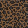 Blazing Needles S/5 Tapestry Futon Cover Package in Cheetah