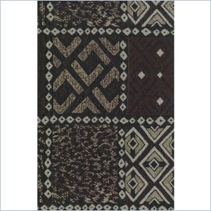 Blazing Needles S/5 Tapestry Futon Cover Package in Congo