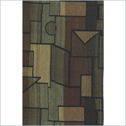 Blazing Needles S/5 Tapestry Futon Cover Package in Hypotenuse