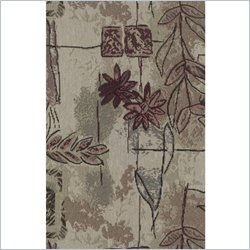 Blazing Needles S/5 Tapestry Futon Cover Package in Japanese Garden