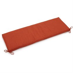 Blazing Needles 56-inch Solid Outdoor Bench Cushion