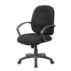 Egonomic Budget Task Chair in Black
