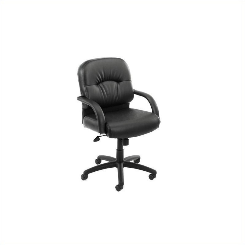 Boss Office Products Caressoft Executive Office Chair