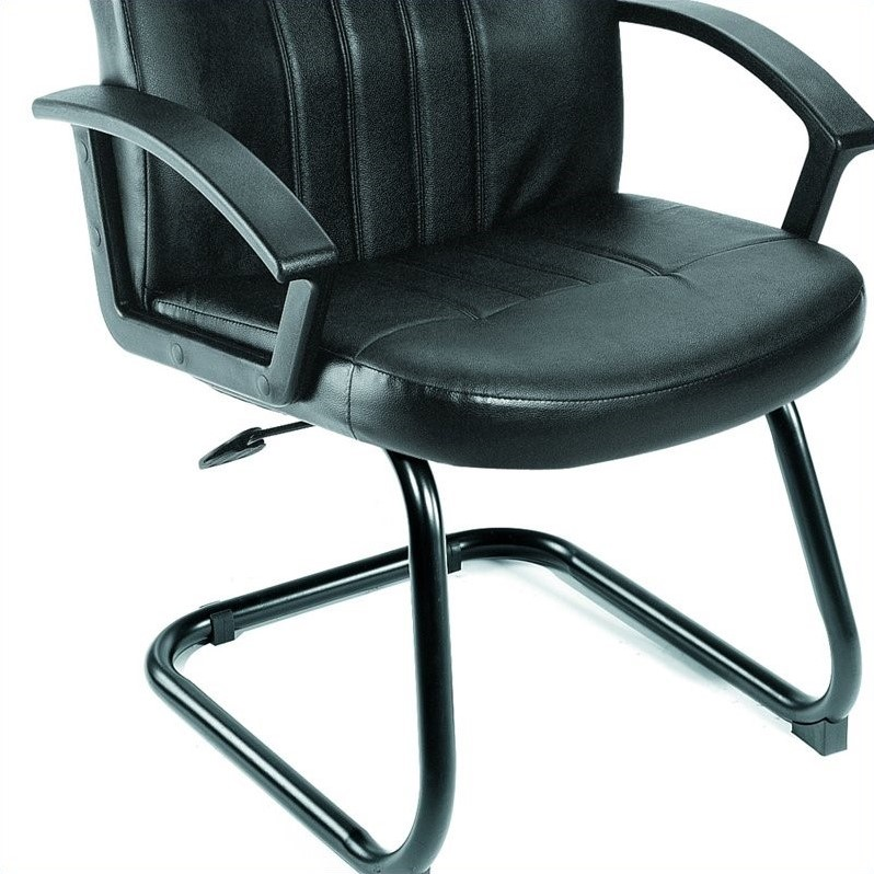 Contemporary Cantilever Base Chair B8109