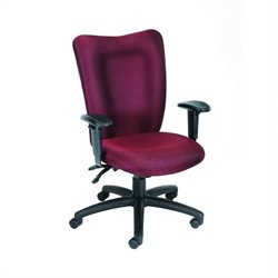 Fabric Multi-Function Chair with Adjustable Arms
