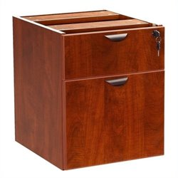 Lateral Wood Hanging File Cabinet in Cherry
