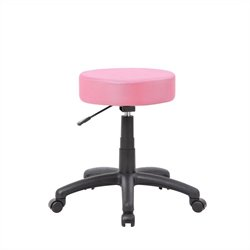 Boss Office Products The DOT Stool in Pink