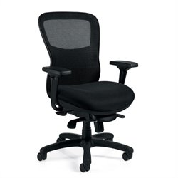 Offices To Go Mesh Back Executive Office Chair