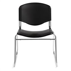 Armless Stack Stacking Chair