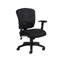 Offices To Go Tilter Office Chair with Arms