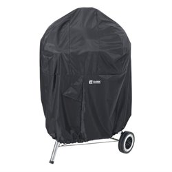 Classic Accessories Sodo Kettle BBQ Cover in Black
