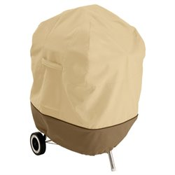 Classic Accessories Veranda Kettle BBQ Cover with Trim