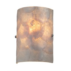 Lite Source Shelley Vanity Light in Shell