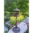 Oakland Living Romance Bird House in Antique Bronze