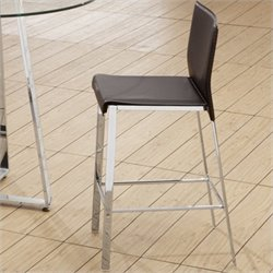 Zuo Boxter Bar Chair in Black