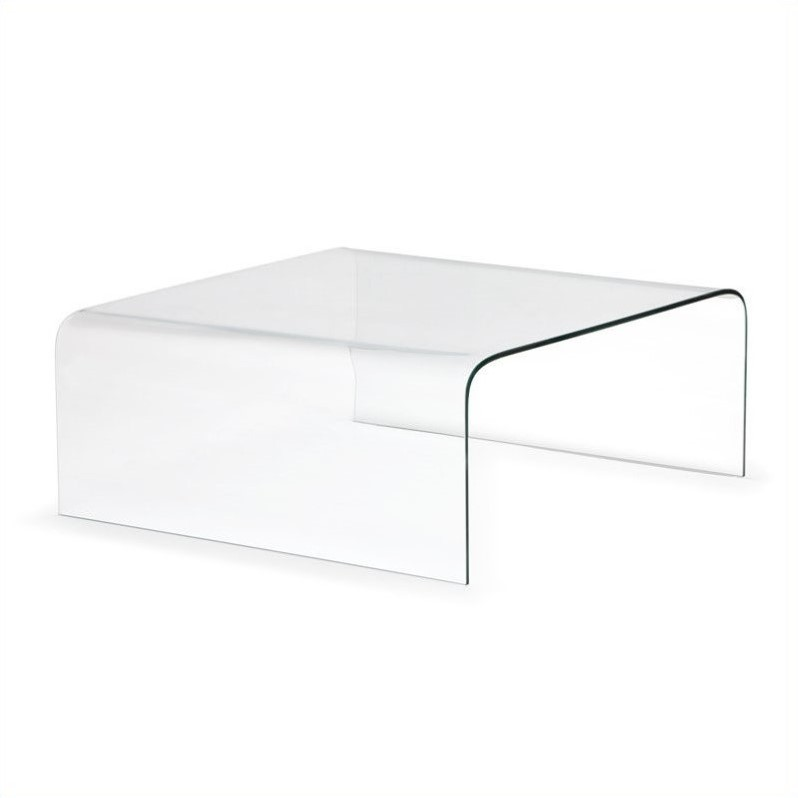 Zuo Sojourn Square Coffee Table