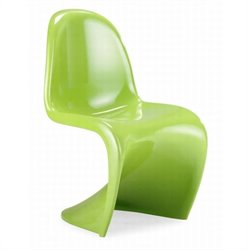 Zuo S Dining Chair in Green