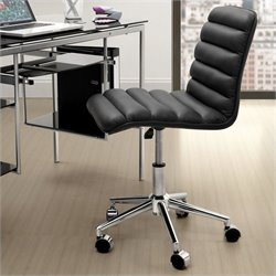 Zuo Admire Office Chair in Black