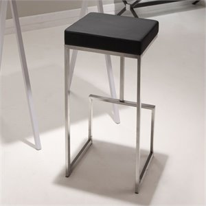Darwen Barstool Black Height