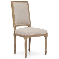 Zuo Cole Valley Dining Chair in Beige