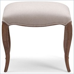 Zuo Madrona Stool in Beige