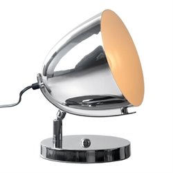 Zuo Jog Table Lamp in Chrome