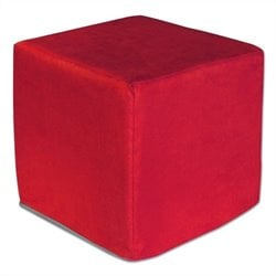 Big Tree Koze Cube in Scarlet
