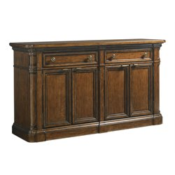 Lexington Coventry Hills Hampton Buffet in Autumn Brown