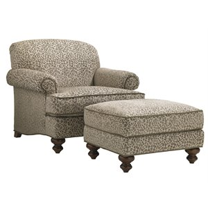Lexington Coventry Hills Asbury Accent Chair in Oakhurst