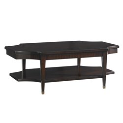 Lexington Kensington Place Richmond Coffee Table in Rich Oxford Brown