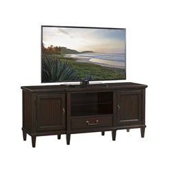 Lexington Kensington Place Lancaster TV Stand in Oxford Brown