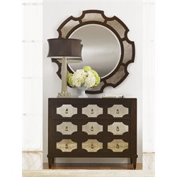 Lexington Kensington Place Winslow Accent Chest with Mirror