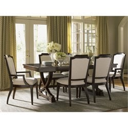 Lexington Kensington Place Westwood 7 Piece Extendable Dining Set