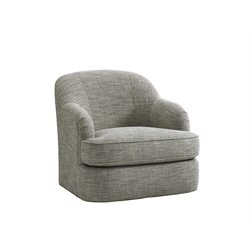 Lexington Laurel Canyon Alta Vista Accent Chair in Gray