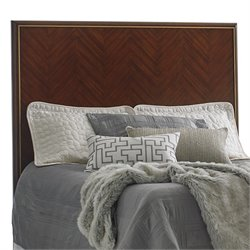 Lexington Take Five Carlyle Panel Headboard in Hazelnut
