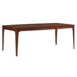 Lexington Take Five Viceroy Dining Table with Leaf in Rosewood