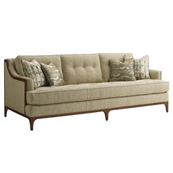 Lexington Take Five Barclay Sofa in Beige