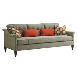 Lexington Take Five Whitehall Sofa in Gray