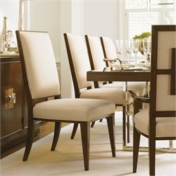Lexington Mirage Leigh  Dining Chair in Cashmere Finish - Ships Assembled