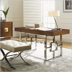 Lexington Mirage Rogers Writing Desk in Cashmere Finish