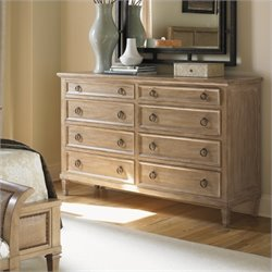Lexington Monterey Sands Hollister 8 Drawer Double Dresser