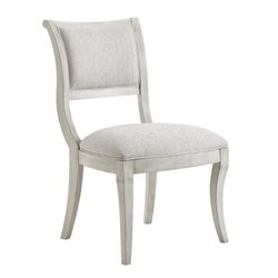 Lexington Oyster Bay Eastport Upholstered Dining Chair in Sea Pearl
