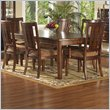 ADD TO YOUR SET: Somerton Dwelling Rhythm Rectangular Casual Dining Table in Burnished Rum Finish